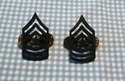 Army Rank Pins