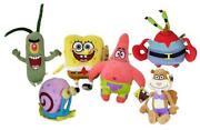 Spongebob Sandy Plush