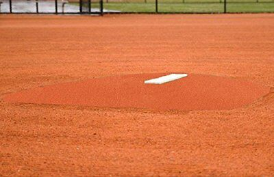(Diamond Pro Fiberglass Baseball Portable Pitcher's Pitching Mound #1 CLAY TURF)