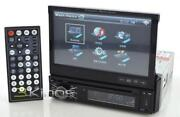 Power Acoustic Car DVD Player