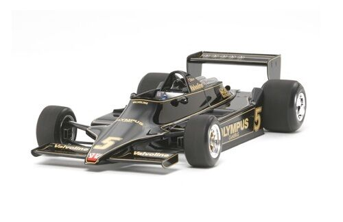 Tamiya 20060 1/20 Model Kit John Player Team Lotus Type 79 1978 Formula One Car