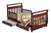 Wood Toddler Bed