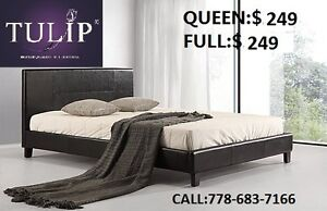 ★DEAL!100%BRAND NEW PU PLEATEAU BED!SMART BUY!