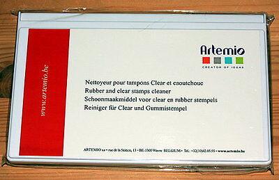 Stempelreinigerpad Scrubber Stamp Cleaner Säuberungskissen 5023
