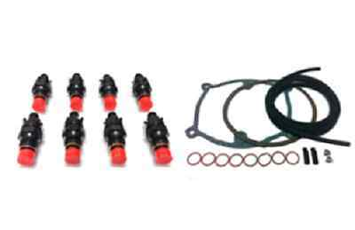 89-01 6.2L 6.5L GM Chevy Diesel Performance 40HP Injector Set (2022)