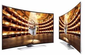"""SAMSUNG 65"""" LED SMART 4K CURVED 3D UHDTV 9000 SERIES *NEW IN BOX*"""