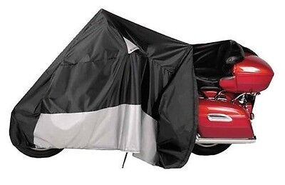 Dowco Guardian WeatherAll EZ Zip Motorcycle Cover - X-Large