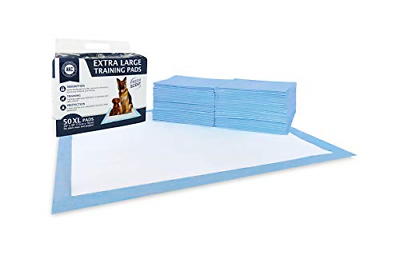 50 Absorb Extra Large Pets Training Pads XL Pet Puppy Dog Pa