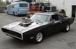 WANTED CLASSIC MUSCLE CAR
