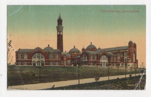 Birmingham University Ebay