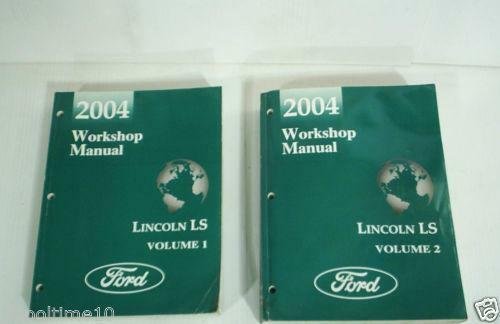 lincoln ls repair manual ebay 2006 lincoln ls workshop manual 2004 lincoln ls workshop manual