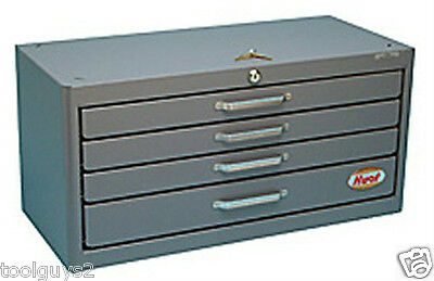 Huot Master Tap Sizes 2-56 To 1-14 Dispenser Organizer Cabinet - 13580 New