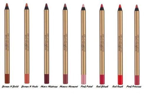 Max Factor Color Elixir Lip Liner - Choose Colour 14 Brown -6223