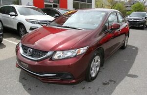 2013 Honda Civic Sdn LX Bluetooth