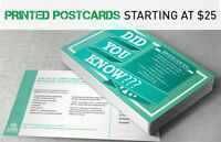 WHOLESALE BUSINESS CARDS, POSTCARDS, FLYER PRINTING