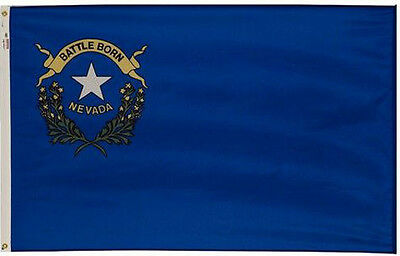 NEW 2x3 ft NEVADA STATE FLAG