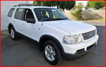 2003 Ford Explorer SUV 4WD 7 SEAT AUTO WAGON Woodend Ipswich City Preview