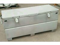 Tool chest van vault