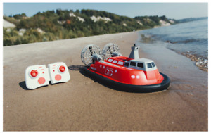 Ranger Lite Hawk R/C hovercraft with FPV