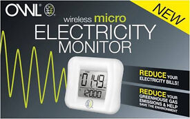 owl wireless electricity monitor