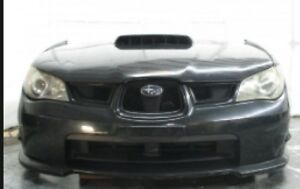subaru Front Rear Bumper Cover Fender Grille Headlight Hood