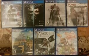 PS4 Adventure, Simulator, and Kids games (Various Prices)