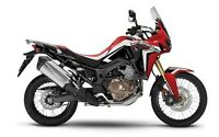 2017 Honda Africa Twin Stratford Kitchener Area Preview