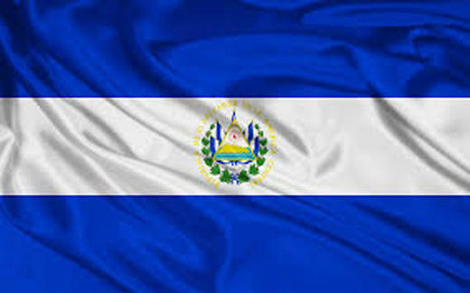 EL SALVADOR FLAG NEW 3X5 ft better quality usa seller