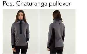 Looking for a size 4 lululemon post chaturanga pullover