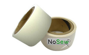NoSew-Ripstop-Nylon-Sail-Repair-Tape-l-25-ft-Roll-l-CLEAR