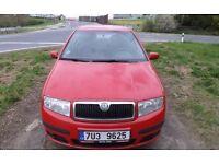 Skoda Fabia (Europe car)