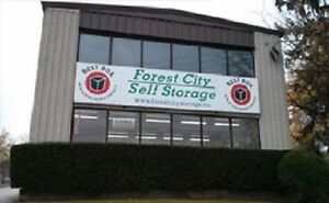 20x20 Storage Unit for Rent