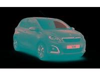2016 Peugeot 108 1.2 PureTech Allure 3 door Petrol Hatchback