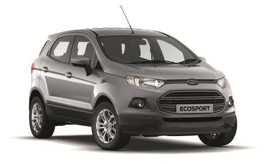 2017 Ford EcoSport 1.5 Zetec 5 door Petrol