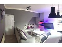 Furnished Master Bedroom In Modern House £450 Bills inc