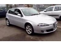 2005 [55] ALFA ROMEO 147 T SPARK LUSSO 2.0 FULL LEATHER (PART EX WELCOME)