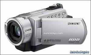 Sony DCR-SR200 camcorder. BEST PRICE WILL BE GIVEN THE DEAL Lynbrook Casey Area Preview