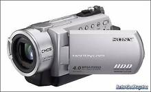 Sony DCR-SR200 camcorder Lynbrook Casey Area Preview
