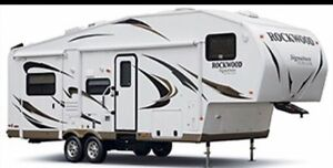 TRAVEL TRAILER FOR RENT DELIVERED RIGHT TO YOUR CAMPSITE