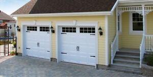 Garage Doors Brand New R12 and R16 Miramichi