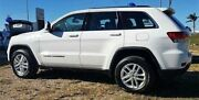 2017 Jeep Grand Cherokee WK MY17 Laredo Bright White 8 Speed Sports Automatic Wagon Mackay Mackay City Preview