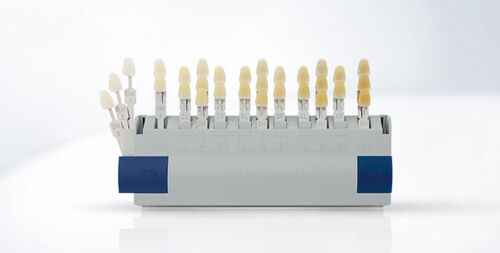 VITA B360 Toothguide 3D-Master with Bleached Shade Guide.