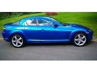 Mazda rx8 non runner sat nav top model