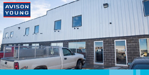 Patton Industrial Bay for Lease