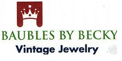 BAUBLES BY BECKY VINTAGE JEWELRY