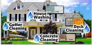 POWERWASHING PRO'S COMMERCIAL BEST RATES CALL 902-401-0133