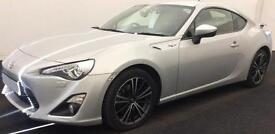 Toyota GT86 D4-S SPORTS FROM £72 PER WEEK!