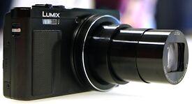 Panasonic Lumix TZ80 with Leica lens