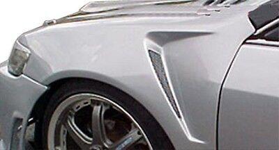 00 05 Mitsubishi Eclipse Duraflex F 1 Fenders 2Pc 100122