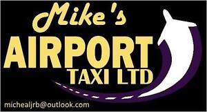 MIKE'S AIRPORT TAXI Windsor Region Ontario image 1